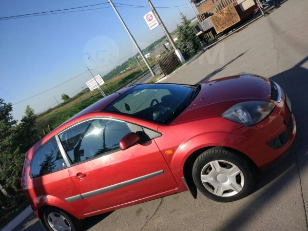 Ford Fiesta, 2006 год, 245 000 руб.