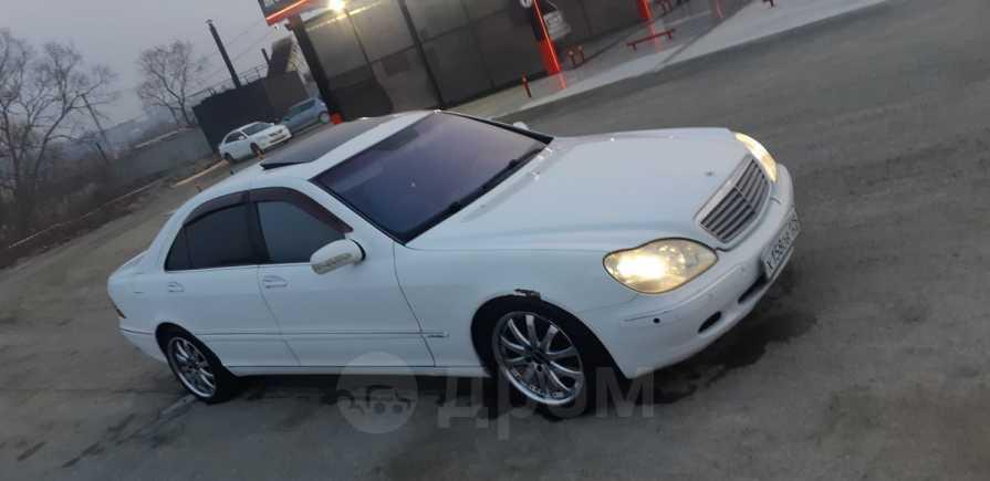 Mercedes-Benz S-Class, 2001 год, 699 999 руб.