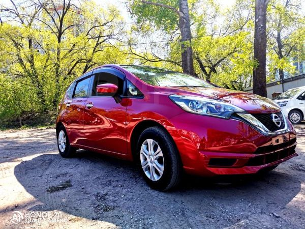 Nissan Note, 2017 год, 533 000 руб.