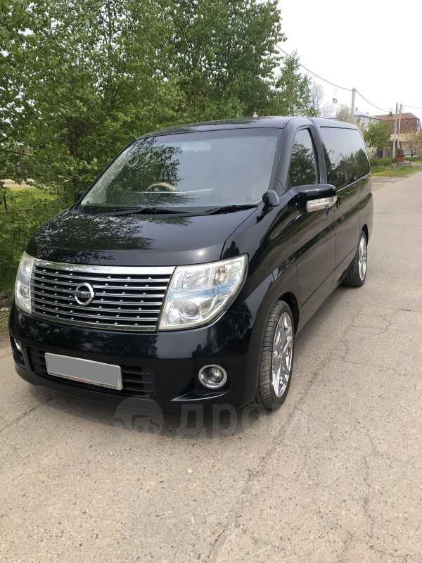 Nissan Elgrand, 2010 год, 1 100 000 руб.