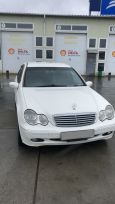 Mercedes-Benz C-Class, 2002 год, 470 000 руб.