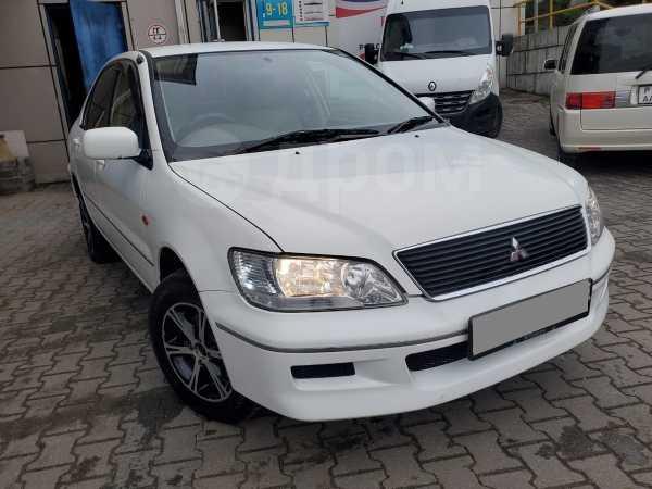Mitsubishi Lancer Cedia, 2002 год, 199 000 руб.