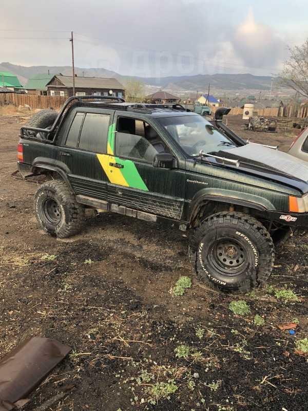 Jeep Cherokee, 1993 год, 140 000 руб.