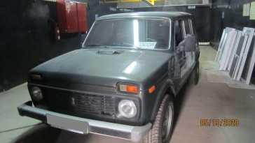 Томск 4x4 2131 Нива 2006