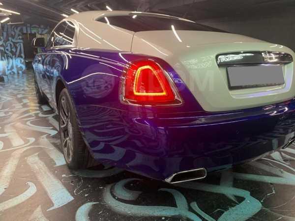 Rolls-Royce Wraith, 2017 год, 10 000 000 руб.