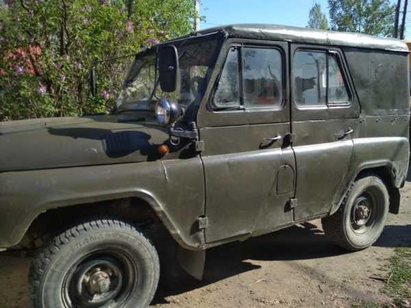УАЗ 469, 1977 год, 120 000 руб.