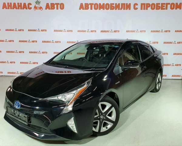 Toyota Prius, 2017 год, 1 149 000 руб.