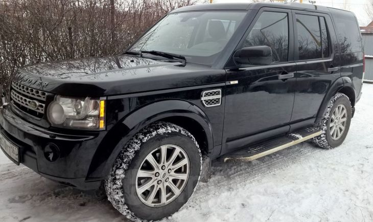 Land Rover Discovery, 2010 год, 1 200 000 руб.