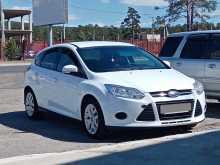 Чита Ford Focus 2013