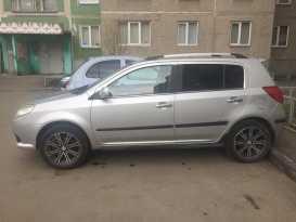Челябинск MK Cross 2012
