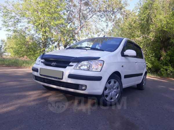 Hyundai Getz, 2002 год, 185 000 руб.