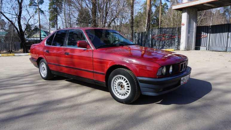 BMW 5-Series, 1990 год, 140 000 руб.