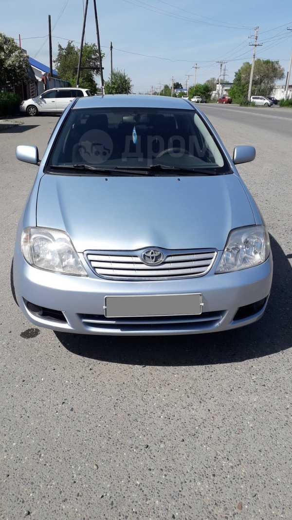 Toyota Corolla, 2005 год, 339 000 руб.