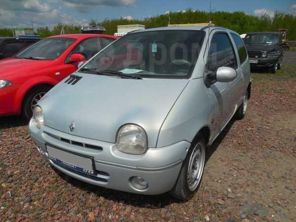 Renault Twingo, 2002 год, 155 000 руб.