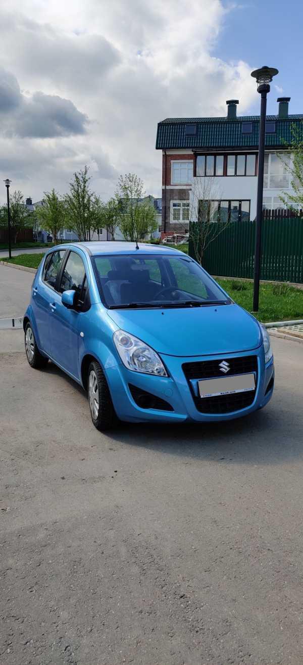 Suzuki Splash, 2012 год, 420 000 руб.