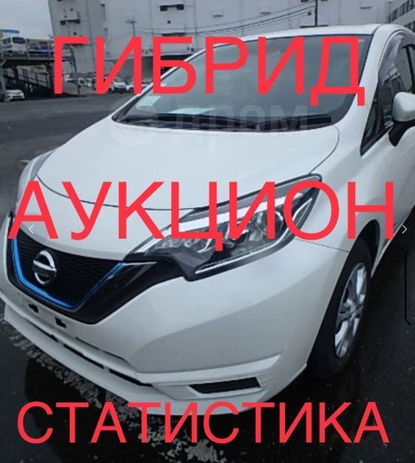 Nissan Note, 2017 год, 768 000 руб.