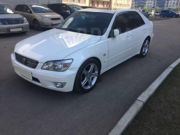 Toyota Altezza, 2002 год, 410 000 руб.