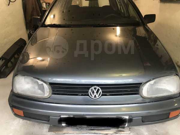 Volkswagen Golf, 1996 год, 115 000 руб.