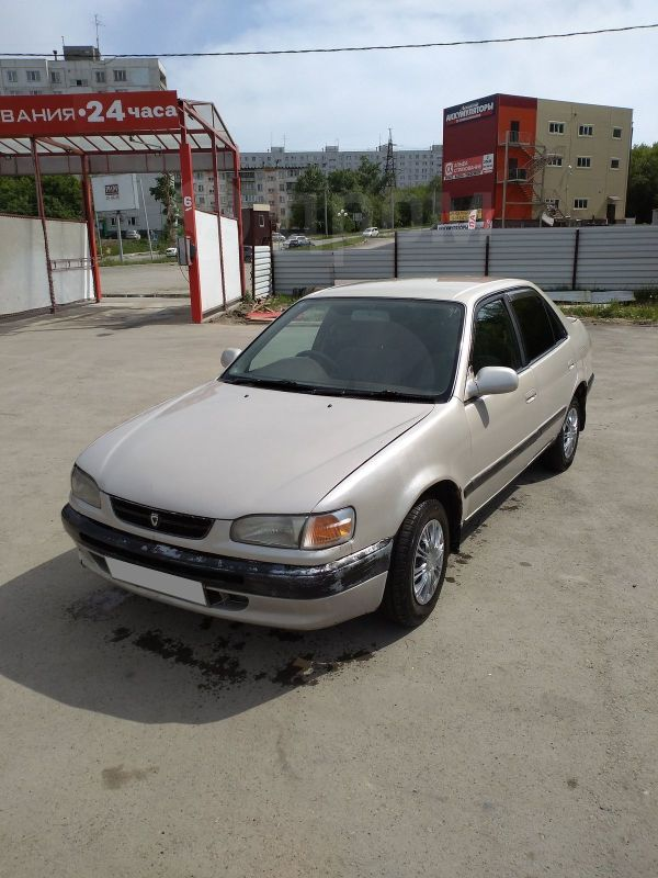 Toyota Corolla, 1995 год, 130 000 руб.