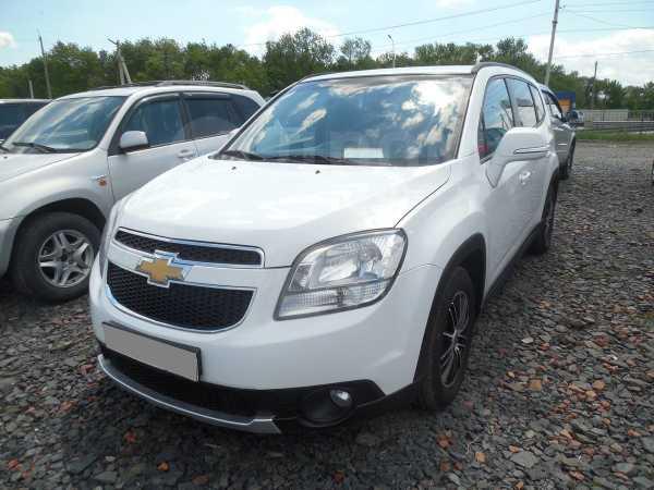 Chevrolet Orlando, 2014 год, 765 000 руб.