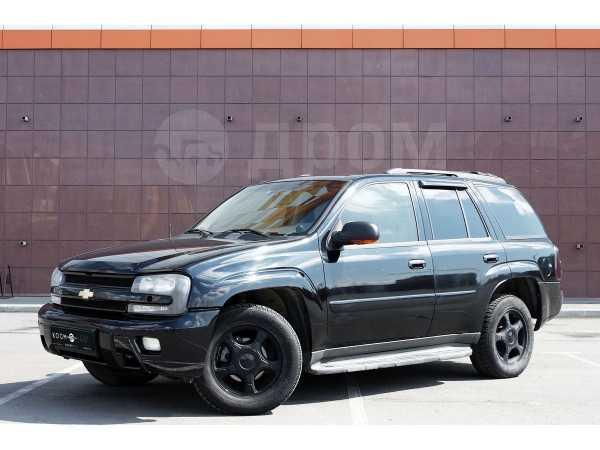 Chevrolet TrailBlazer, 2005 год, 350 000 руб.