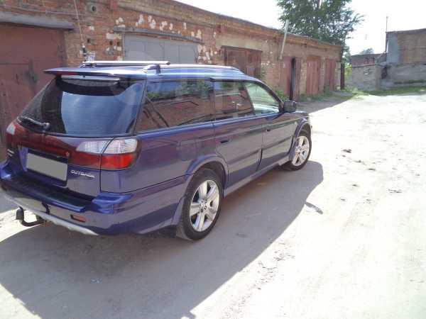 Subaru Outback, 1999 год, 450 000 руб.