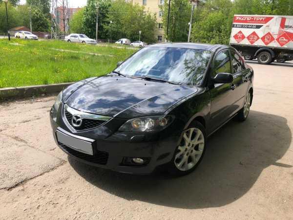 Mazda Mazda3, 2008 год, 355 000 руб.