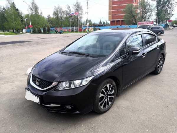 Honda Civic, 2013 год, 785 000 руб.