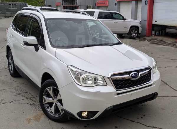 Subaru Forester, 2014 год, 1 295 000 руб.
