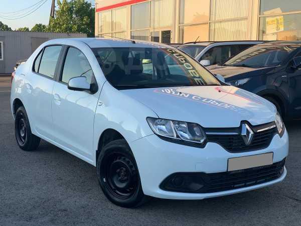 Renault Logan, 2018 год, 527 000 руб.