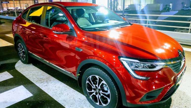 Renault Arkana, 2019 год, 1 380 000 руб.