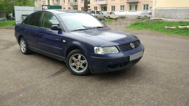 Volkswagen Passat, 1998 год, 142 000 руб.