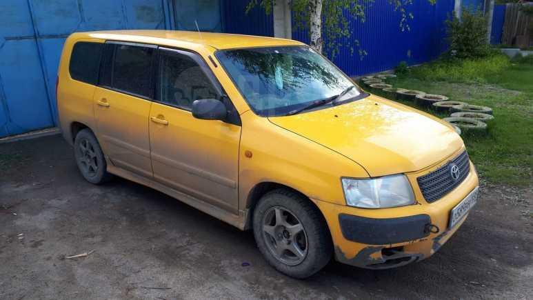 Toyota Succeed, 2002 год, 170 000 руб.
