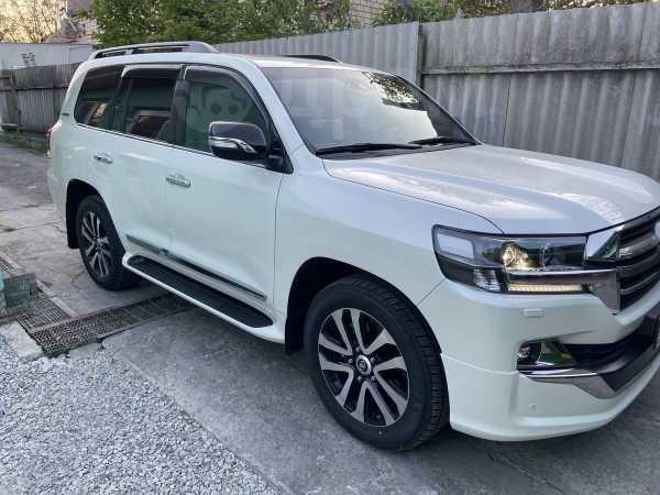 Toyota Land Cruiser, 2019 год, 5 850 000 руб.