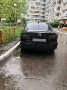 Ульяновск Mazda6 2003