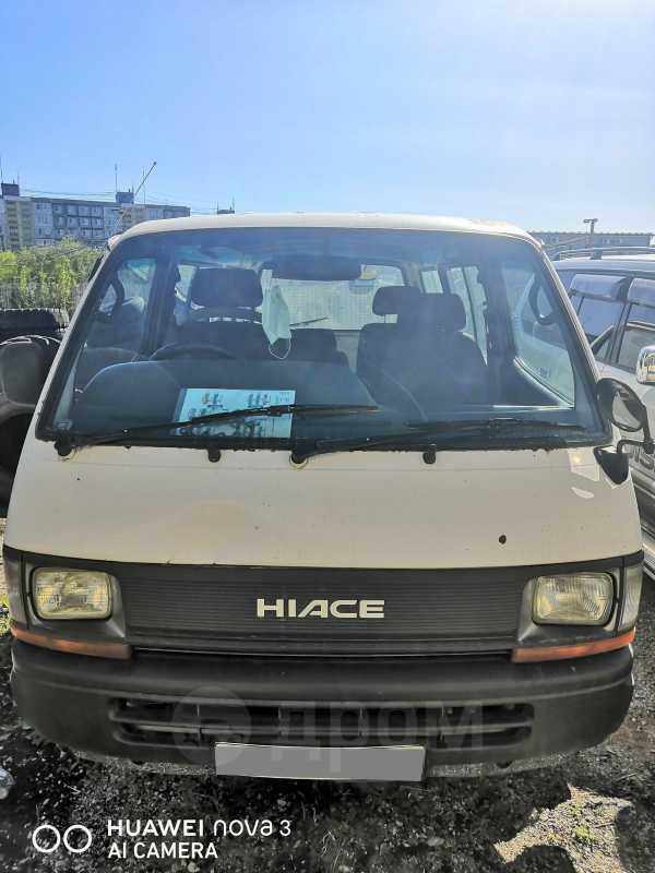 Toyota Hiace, 1991 год, 240 000 руб.