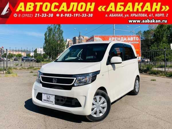 Honda N-WGN, 2014 год, 449 000 руб.