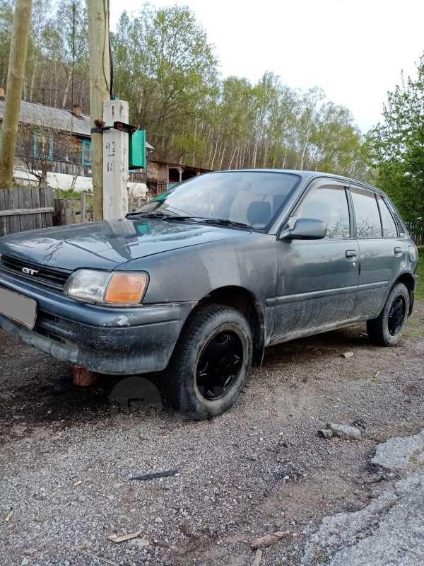 Toyota Starlet, 1990 год, 65 000 руб.