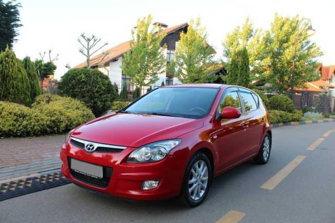 Hyundai i30, 2009 год, 496 000 руб.
