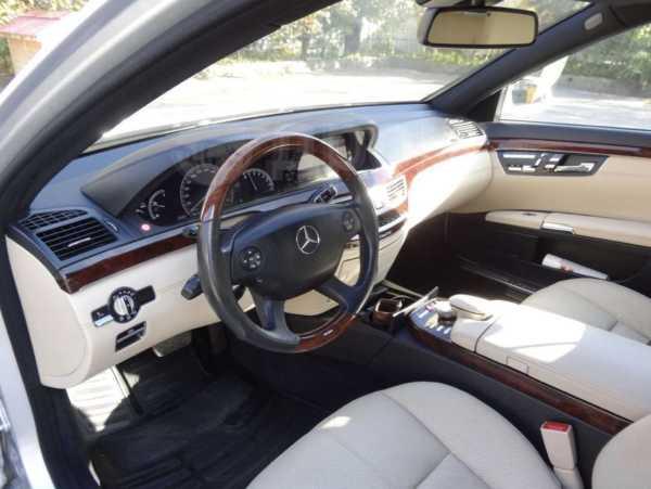 Mercedes-Benz S-Class, 2008 год, 1 000 000 руб.