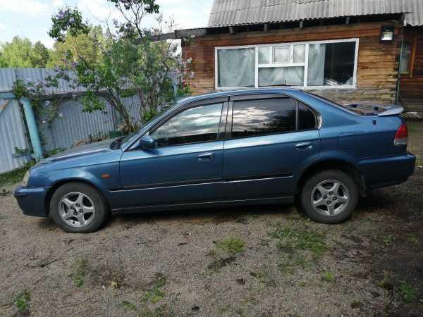 Honda Integra SJ, 1996 год, 160 000 руб.