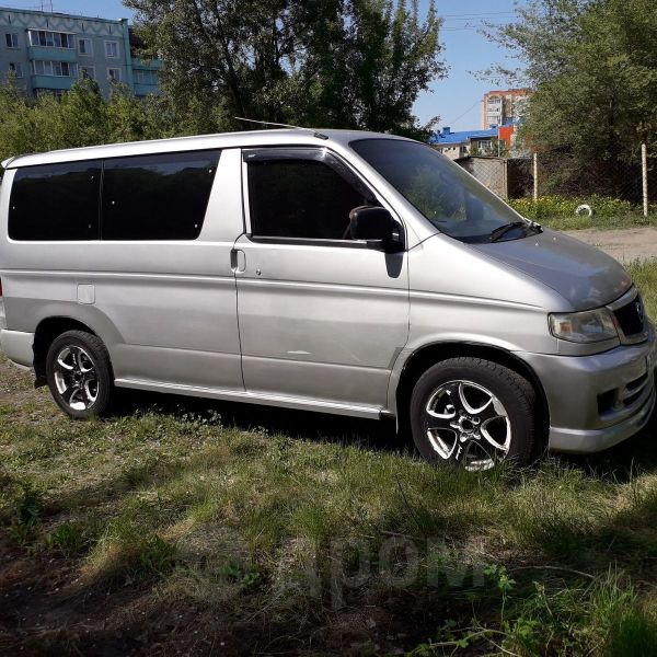 Mazda Bongo, 2000 год, 260 000 руб.