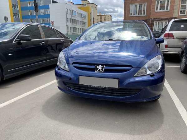 Peugeot 307, 2001 год, 130 000 руб.