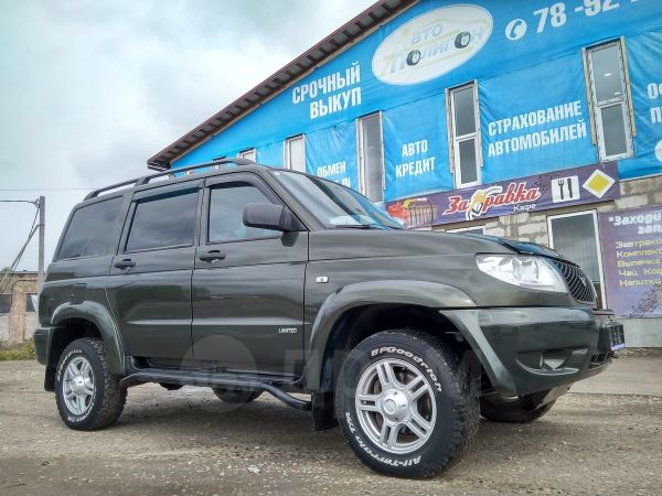 УАЗ Патриот, 2012 год, 375 000 руб.