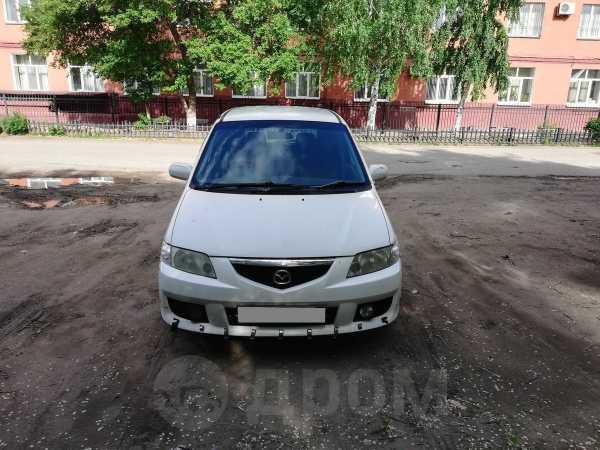 Mazda Premacy, 2001 год, 215 000 руб.