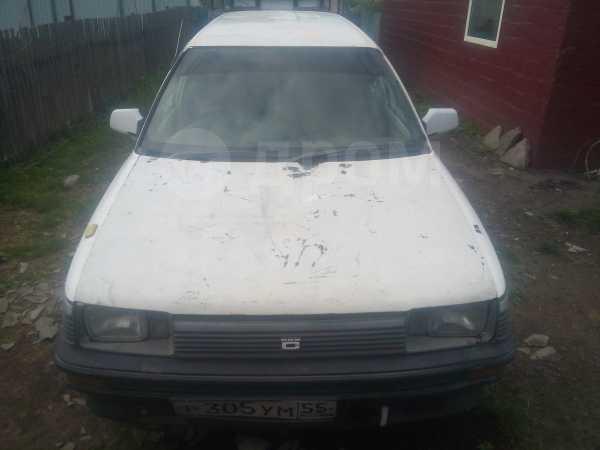 Toyota Corolla, 1988 год, 18 000 руб.