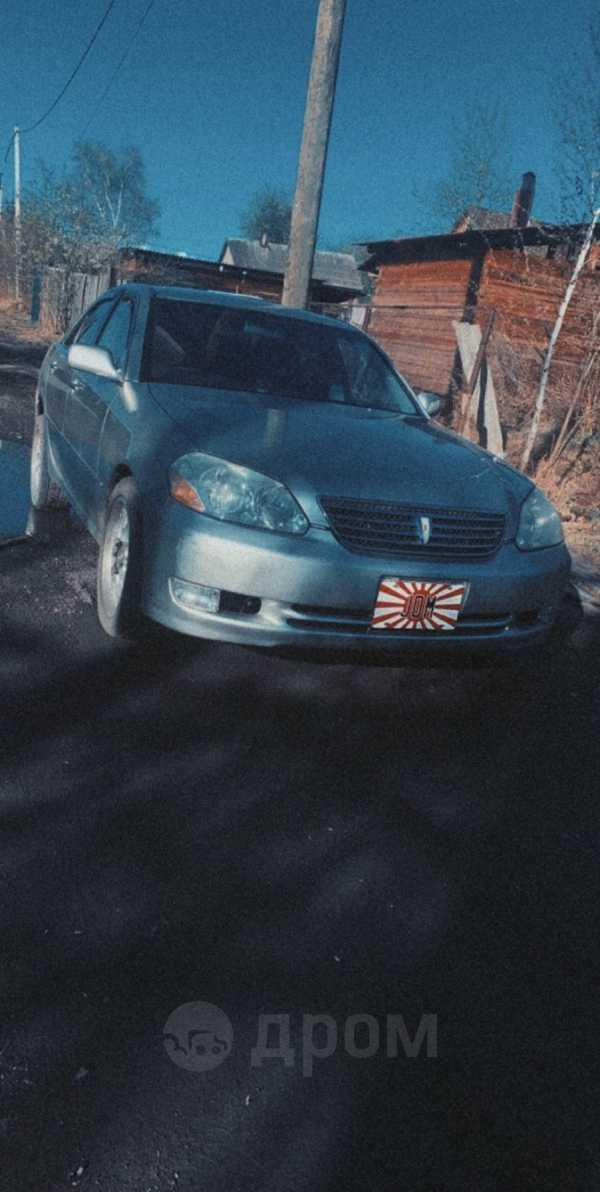 Toyota Mark II, 2003 год, 330 000 руб.