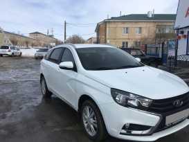 Уфа Веста Кросс 2018