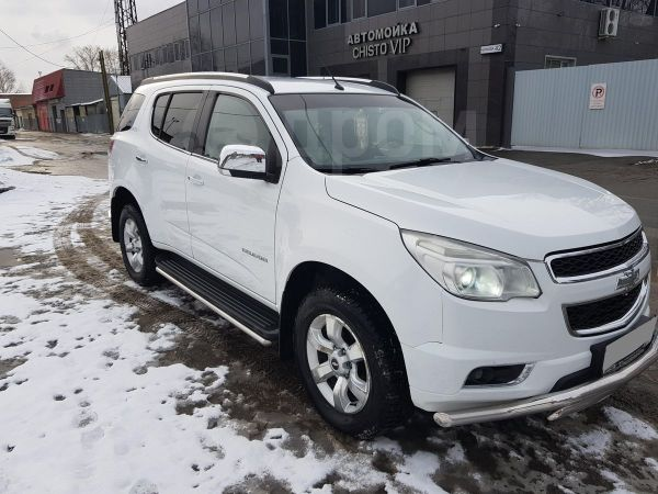 Chevrolet TrailBlazer, 2013 год, 1 220 000 руб.