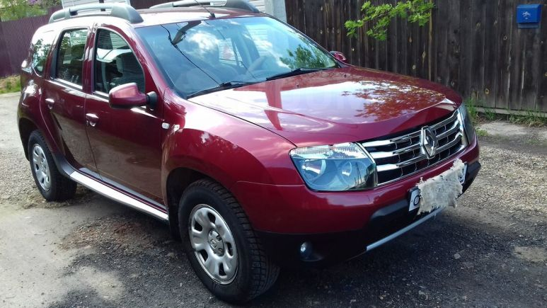 Renault Duster, 2014 год, 655 000 руб.